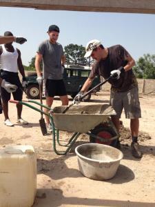 Gambia building clinic nov2013